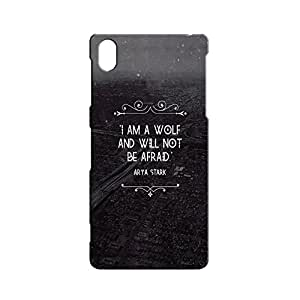 BLUEDIO Designer 3D Printed Back case cover for Sony Xperia Z5 - G4546