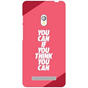 Asus Zenfone 5 A501CG Back Cover - You Can Designer Cases