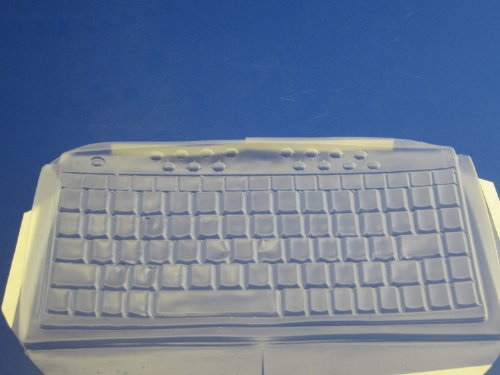 Viziflex'S Formfitting Keyboard Cover For Gyration Gc1105 Gc15K 833E104