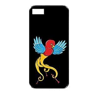 Vibhar printed case back cover for Xiaomi Mi 3 BirdArow