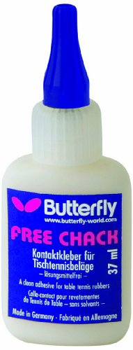 Purchase Butterfly Free Chack 37ml with 8 Sponges
