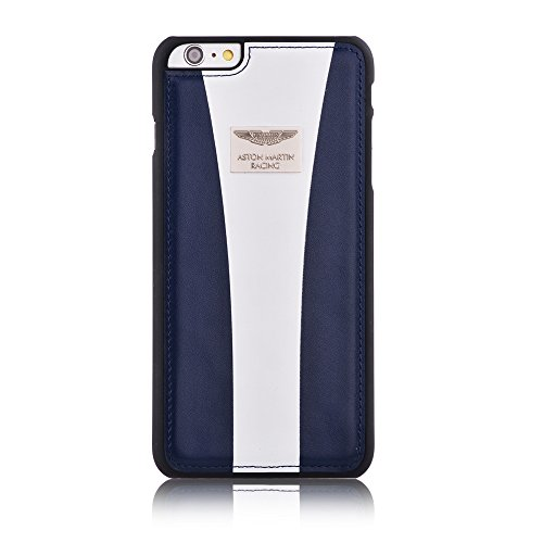 cinghia-aston-martin-racing-custodia-per-iphone-6-plus-colore-blu-scuro-bianco
