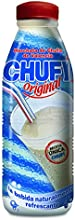 Chufi - Bebida refrescante, Horchata de chufa de valencia, Botella 1000 ml - Pack de 4 (Total 4000 ml)