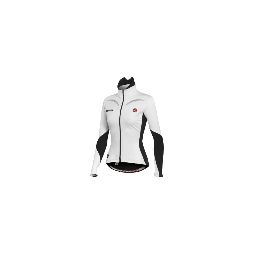 Castelli Womens Trasparente Jersey FZ Cycling on PopScreen 1e78db870