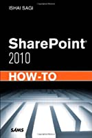 SharePoint 2010 How-To Front Cover