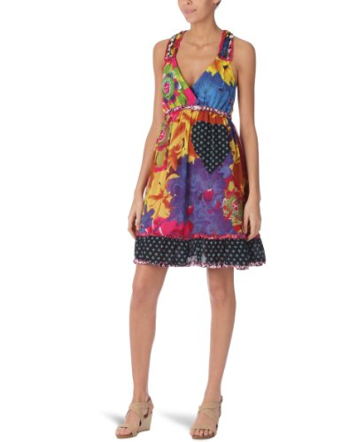Desigual Sandy Wrap Women's Dress