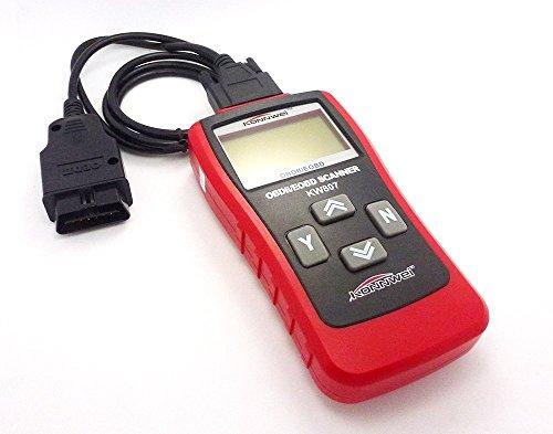 KONNWEI KW807 Car Diagnostic Tool OBD2 Code Reader Scanner for Ford Benz Dodge Chrysler