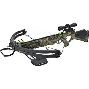 Barnett Revolution AVI Crossbow Package with 4X32 Scope