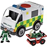 Imaginext UK Ambulance