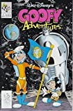 "Walt Disneys Goofy Adventures # 5 - 10/90 - ""Fist Goof on the Moon"""
