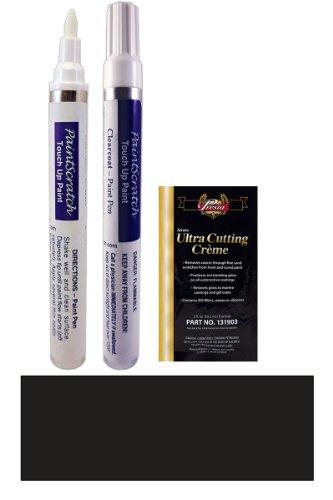 2005 Hummer H1 Black Diamond Metallic B34 Touch Up Paint Pen Kit - Original Factory Oem Automotive Paint - Color Match Guaranteed