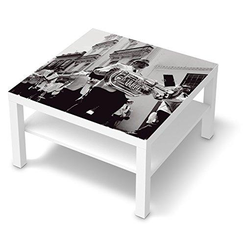 aufkleber m bel f r ikea lack tisch 78x78 cm m bel folie klebefolie sticker tapete m bel. Black Bedroom Furniture Sets. Home Design Ideas