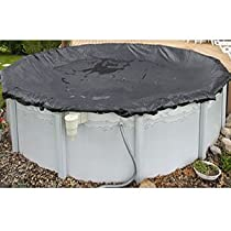 Arctic Armor Rugged Mesh Winter Cover for 21ft Round Above Ground Pools
