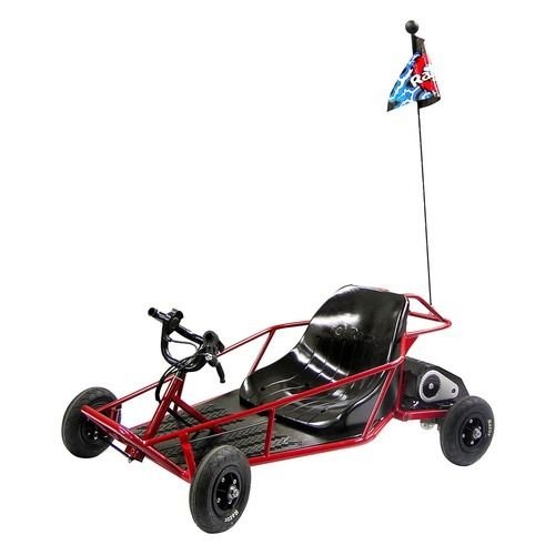 The Razor Dune Electric Dune Buggy Makes a Great Kids Go Kart Kit. Perfect for Hours Riding Enjoyment. Buy Now! Electric Go Carts/Dune Buggies Make Fun Ride on Child Racing Toys. Dune Buggy/Go Kart Kits Are a Great Gift Item for That Special Child.
