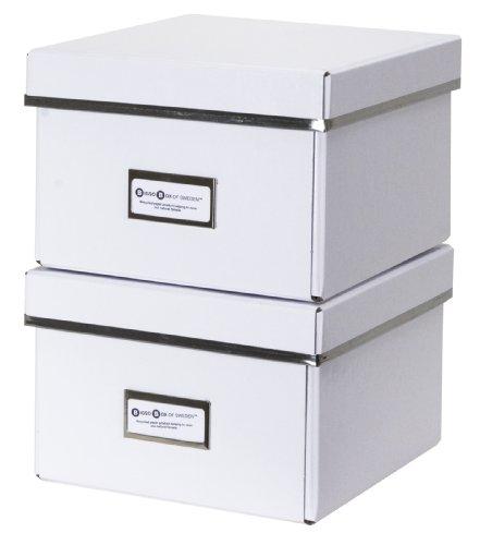 bigso felicia set of 2 dvd box white