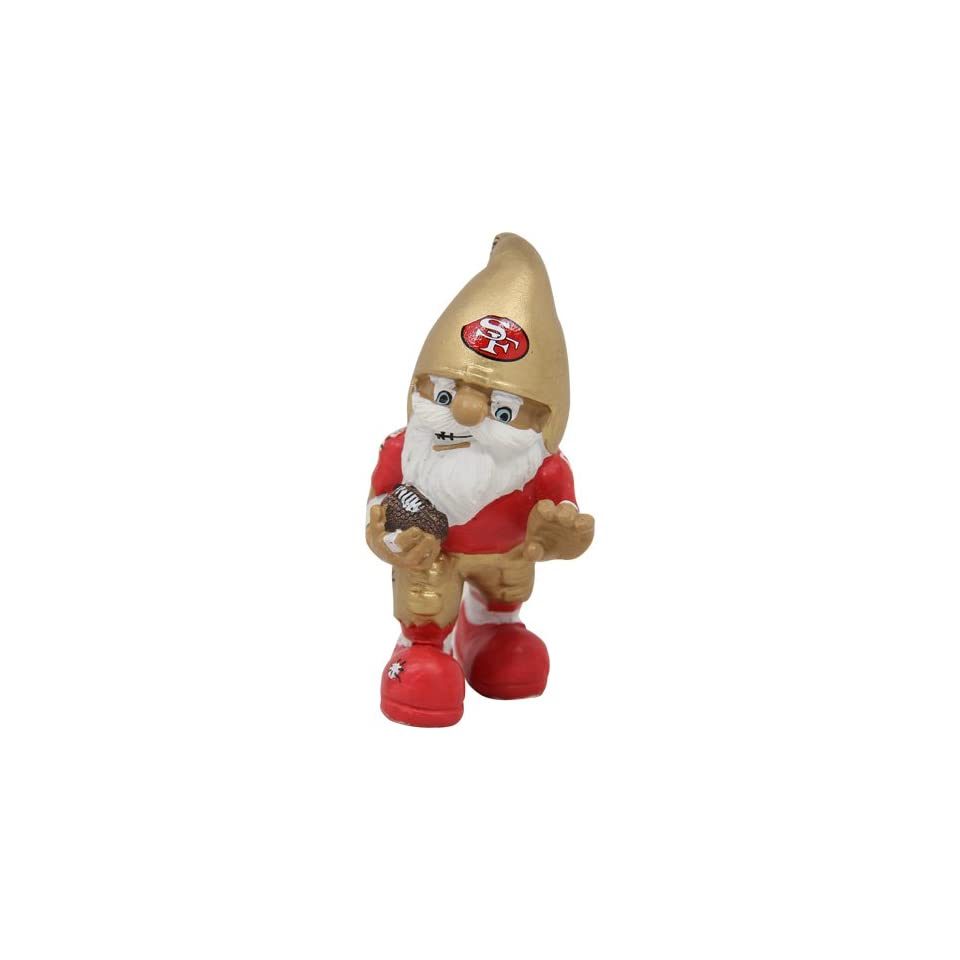 NFL San Francisco 49ers Mini Action Pose Gnome Sports