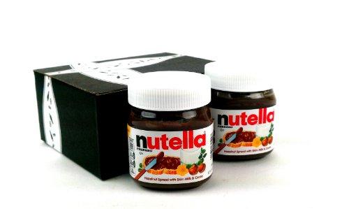Nutella Hazelnut Spread 13oz Jars, Pack of 2
