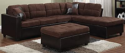 Coaster Sectional Sofa Collection 505655