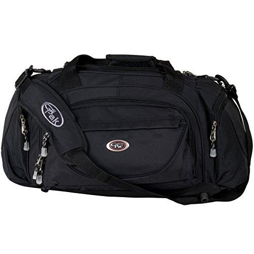 calpak-riviera-black-22-inch-deluxe-duffel-bag