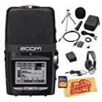 Zoom H2n Handy Recorder + 2GB SD-CARD...