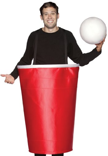 Rasta Imposta Mens Funny Beer Pong College Party