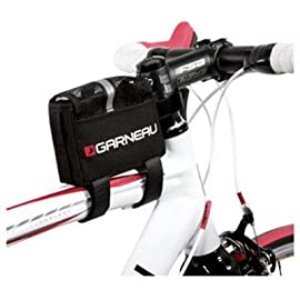 Louis Garneau 2013/14 Gel Box 2 Bicycle Top Tube Bag - 1493734-020