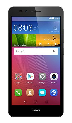 Huawei SIMフリースマートフォン GR5 16GB (Android 5.1/オクタコア/5.5inch/micro SIM) グレイ KII-L22-GREY S-SIMSET [OCN モバイル ONE SMS対応micro SIM付] KII-L22-GREYS-SIMSET