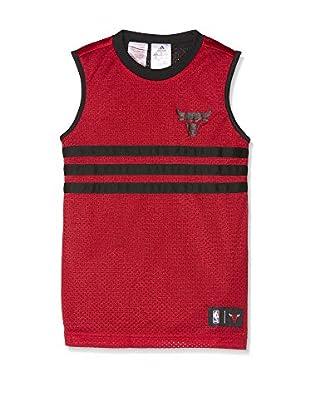 adidas Camiseta Tirantes Maillot Y Smrrn Rev Sl (Rojo / Negro)