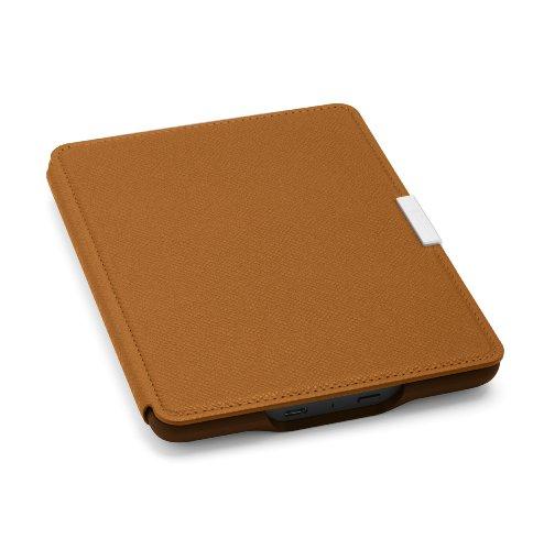 Imagen de Amazon Kindle Paperwhite Cubierta de cuero, Saddle Tan (no cabe Kindle o Kindle Touch)