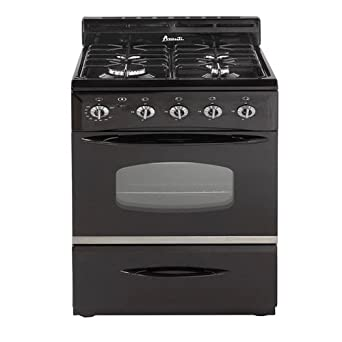 Amazon Com Avanti G2407cb 24 Inch Gas Range Sealed Burner