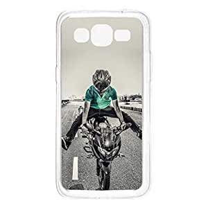 a AND b Designer Printed Mobile Back Cover / Back Case For Samsung Galaxy Grand 2 (SG_G2_1316)