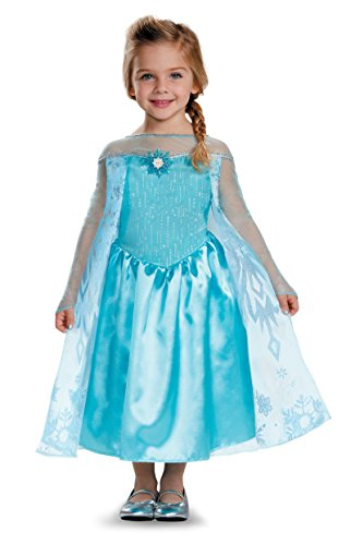 Toddler Elsa Dress Classic Style Size 2T 83179