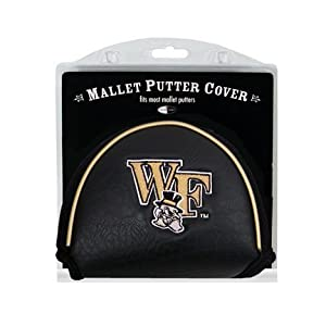 Wake Forest Demon Deacons Golf Mallet Putter Cover (Set of 2) by Team Golf