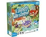 hasbro 26983 el lago de los simios juego en caja