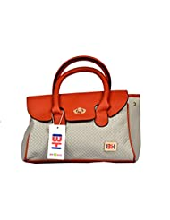 BH Wholesale Market Designer, Imported & Fashionable, New Arrival PU Leather Shoulder & Hand Bag For Women (Gray...