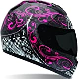 Bell Womens Arrow Zipped Helmet - Medium/Black/Pink