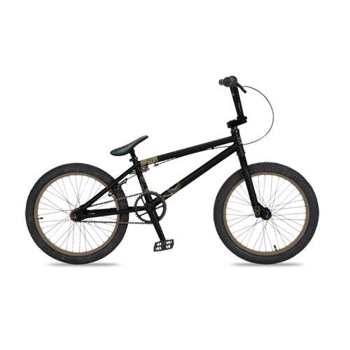 Dk Siklon Bmx Bike With Gold Rims & FREE MINI TOOL BOX (fs)