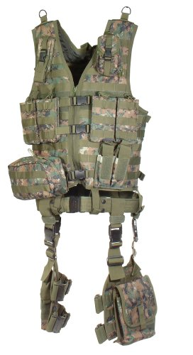 UTG Ultimate Tactical Gear Modular 10 Piece Complete Kit