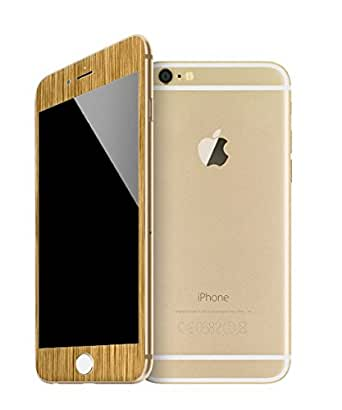 dbrand Metal Gold Front Mobile Skin for Apple iPhone 6