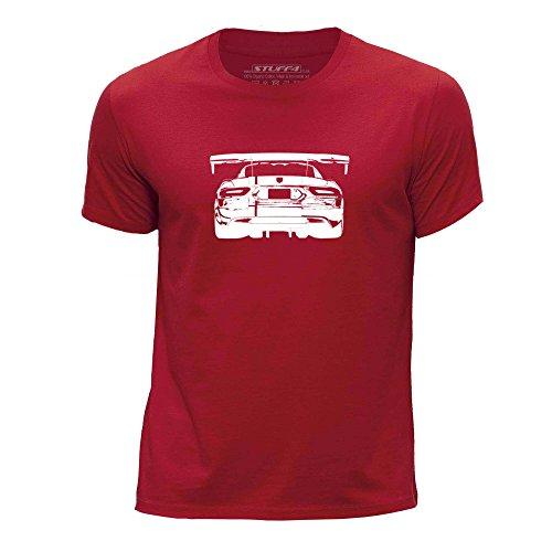 stuff4-boys-age-5-6-110-116cm-red-round-neck-t-shirt-stencil-car-art-viper-acr