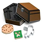 【並行輸入品】Minecraft Cookie Cutters