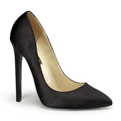 5 inch heel pumps high heel shoes pointed