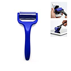 EASY CLEANING ROLLER TOUCHSCREEN CLEANER FOR TABLET SMART PHONES - THE BEST SCREEN CLEANER FOR SMART DEVICES