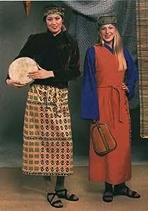 Tibetan Chupa & Skirt Pattern