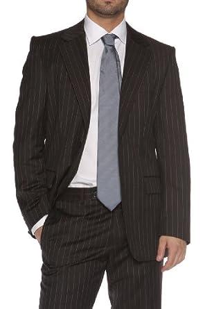 hugo boss black suit gable vegas color black size 50. Black Bedroom Furniture Sets. Home Design Ideas