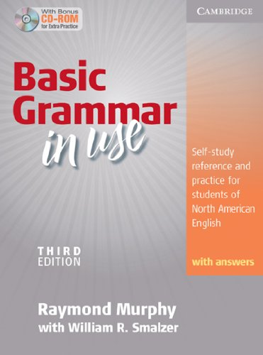 Basic Grammar in Use - Third Edition. Edition with answers and CD-ROM, Buch