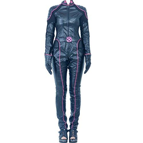 MLYX Women's X Men Kitty Pryde Shadowcat Cosplay Costume Large ()