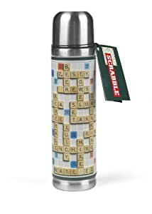 Wild and Wolf Scrabble Flask 500ml