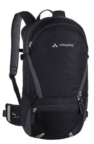 Vaude Hyper Backpack, 14+3-Liter, Black