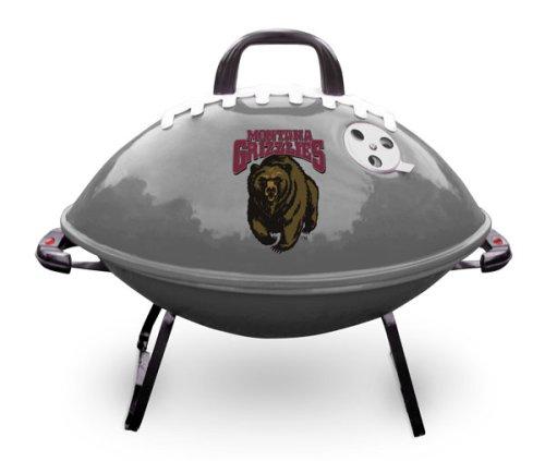 Montana Griz Portable Football Barbecue
